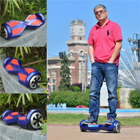 2015 New Style electric kick scooter stand up electric scooter self balancing Max load 120kg
