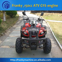 China manufacturer atv 150cc manual