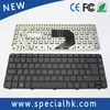 laptop internal keyboard for HP Pavilion G4 G6 COMPAQ CQ43 Teclado keyboard Black