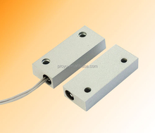 Good Selling Nice Design Wired Metal Surface Mounted Magnetic door contact
