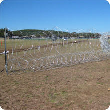 garden wall covering razor wire frontier defence distributor