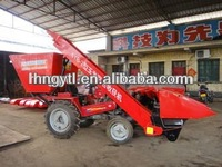 mini combined corn harvester for sale with low price