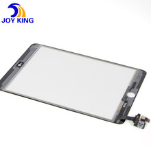 Factory price brand new Black / White tablet repair parts replacement for ipad mini 3 digitizer screen with home button