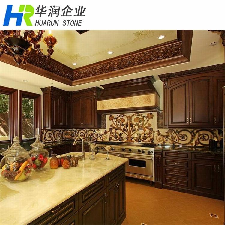 marble tile medallion kitchen backsplash buy tile