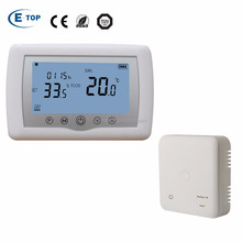 Wireless Smart WiFi Thermostat for Boiler Control