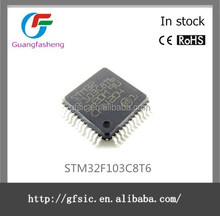Original New STM32F103C8T6 Embedded Microcontroller 32-bit IC Chips