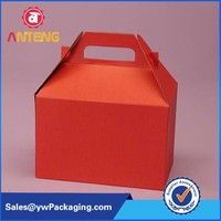 Great product and good price for cheap custom cake paper box for cloth