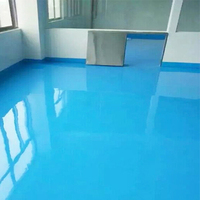Factory Polyurethane Antiskid Waterproof Floor Paint