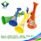 Football Fan Plastic Noise Maker Word Cup Plastic Horns With Vuvuzela