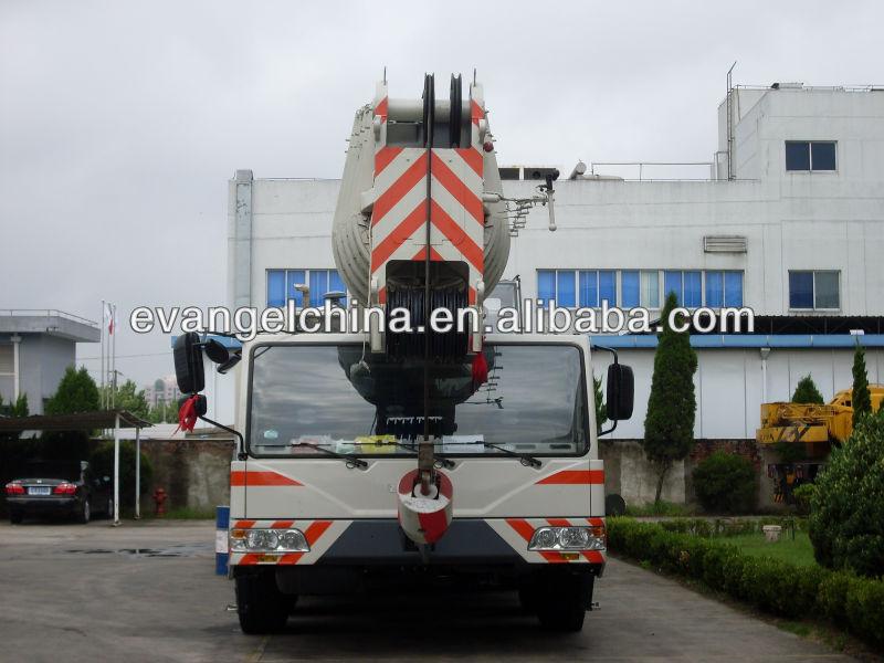 Mobile Crane Dubai : All terrain crane ton qay zoomlion mobile cranes for