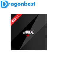 Dragonbest android TV box h96 pro + amlogic s912 update android 7.1 OS 2G 16G/ 3G 16G/ 3G 32G in stock