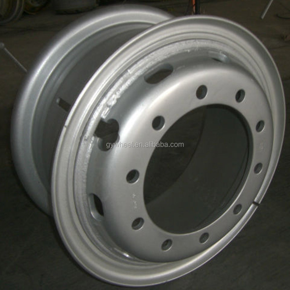 truck retread old steel wheel for India market