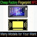Cheap Factory 10 inch 10.1inch NFC reader biometric fingerprint android7.0 rugged industrial tablet pc