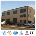 Modern Long Pan Prefabricated steel structure building