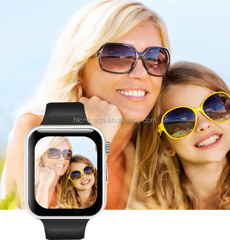 A1 Smart Watch Mobile Phone With SIM Card,Camera,Sport Bluetooth Smartwatch,Men Ladies Watches for Iphone Android Smartphone