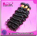 silky and shiny 100% real high quality natural wave brazilian virgin hair