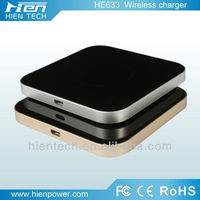Hot selling QI wireless charger for lenovo mobile phones