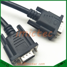 2017 hot selling 3+4 VGA Cable 10m 15m 20m VGA SVGA HDB15 Male to Male Connector Extension CRT LCD Monitor TV Computer Cable
