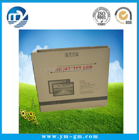 5 layer strong carton packing box lcd tv