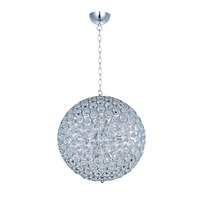 Modern decorative crystal ball ceiling hanging light fixture pendant lamp