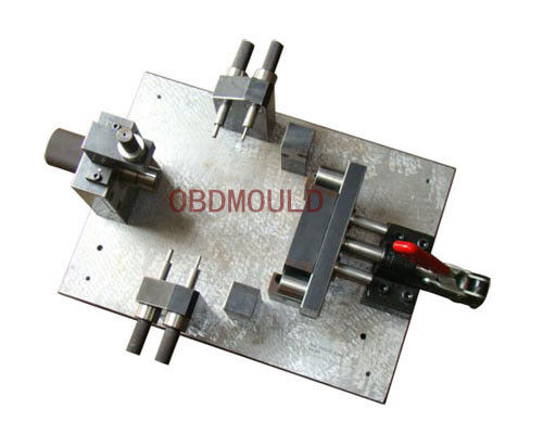 Checking Fixture Components Metal Stamping Die Tooling Inspection Fixture Components Jig And Fixture Design