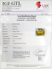 6.32 Ct Natural IGI Certified Pukhraj Stone