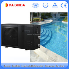 Energy saving10kw air to water heat pump solar pool heater with CE,SAA