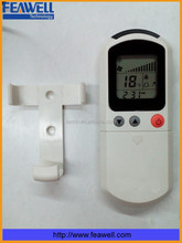 big LCD display air conditioner remote control with good quality