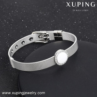 74601 XUPING Watch bracelet women design white gold color plated