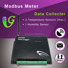 3g sms power Modbus Meter Data Collector with IOS/Android APP control remote power monitor