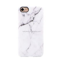 Ultra Slim Marble Soft TPU Silicone Back Case Cover For iphone 5S 6 6S 7 7 Plus 8