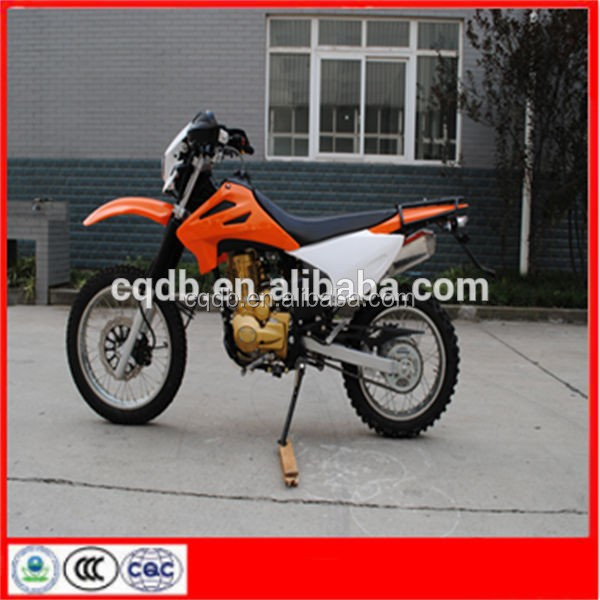 Gas / Diesel Fuel and Cheap Dirt Bike Type Motorcycle