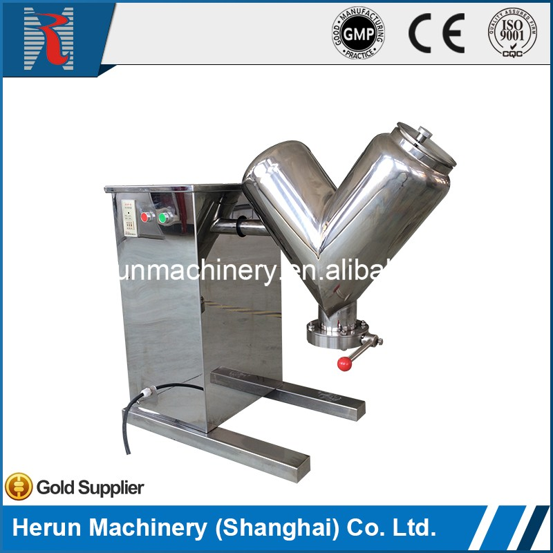 VH-30 Factory wholesale guttered mixer machine/trough type mixing machine