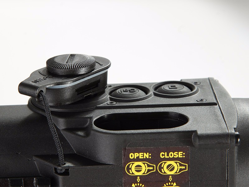 Orignal Pulsar Apex XD75 Monocular Night Vision Rifle Scope, Tactical Hunting Thermal Riflescope