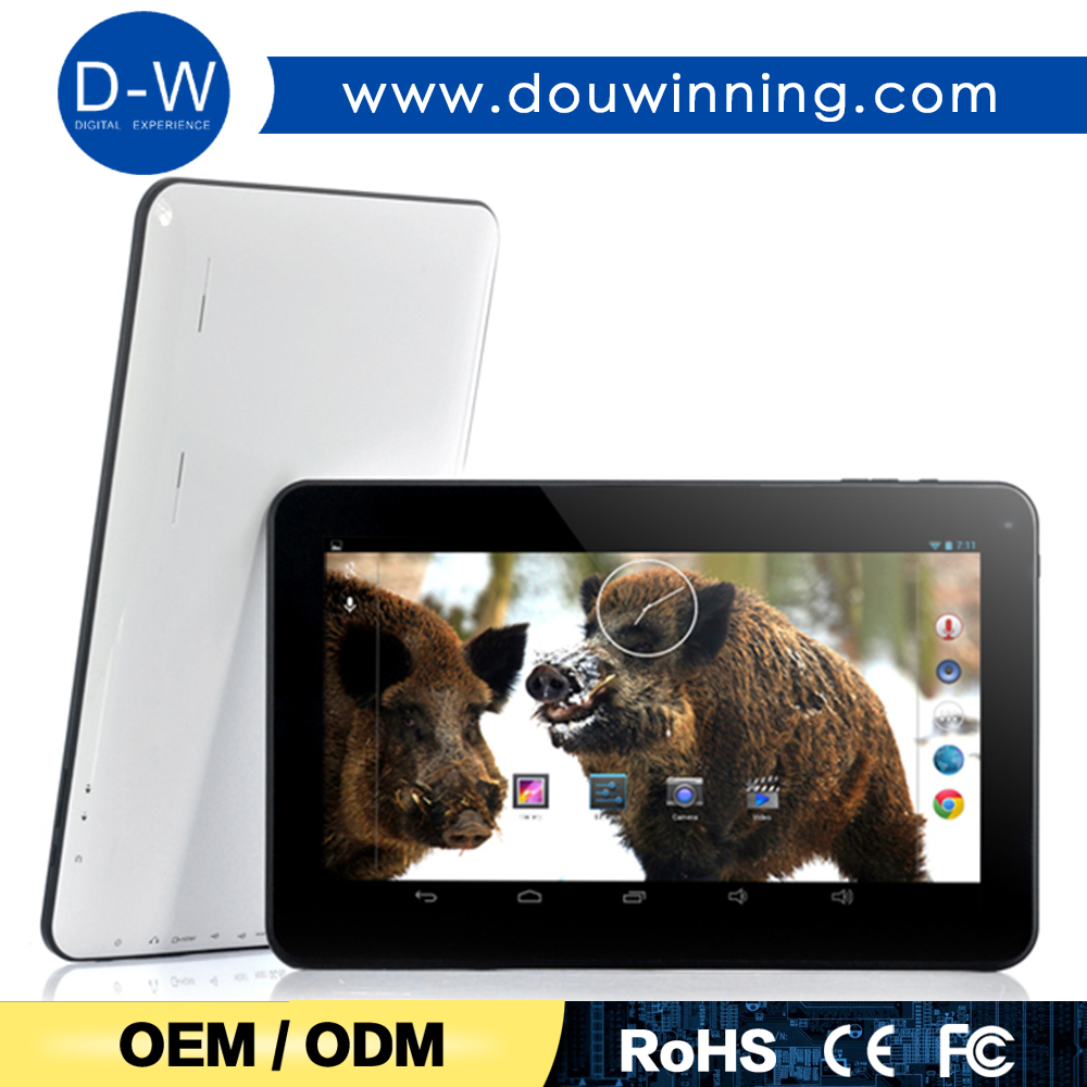 10.1 inch quad core shenzhen OEM tablet
