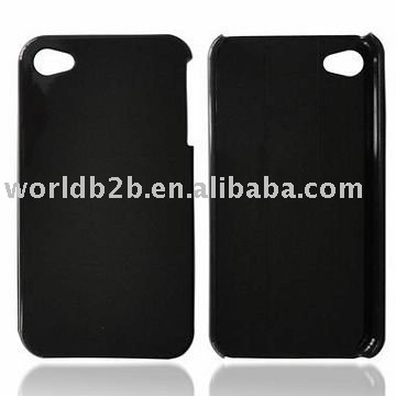 hard crystal skin case for iphone 4g