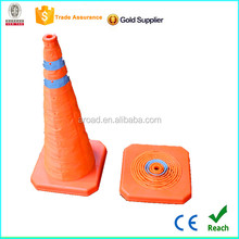 ABSpp Retractable elastic traffic cone 40-70cm