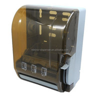 durable amd lockable automatic sensor paper towel dispenser