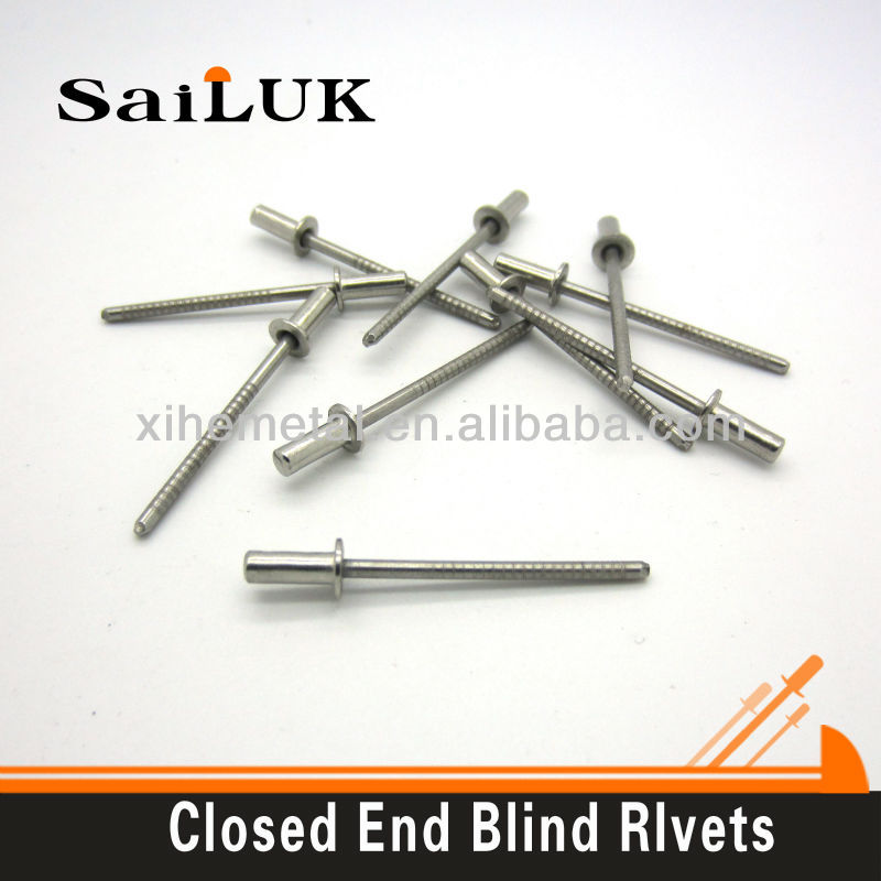 Stainless steel Closed end Type Blind Rivet