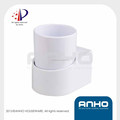 ANHO Patent Plastic White Tumbler Holder, Cup Holder, Wall Mounted