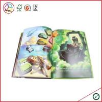 High Quality Cartoon Children English Story Books