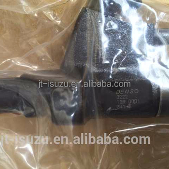 Genuine 6SD1 095000-0222 common rail injector