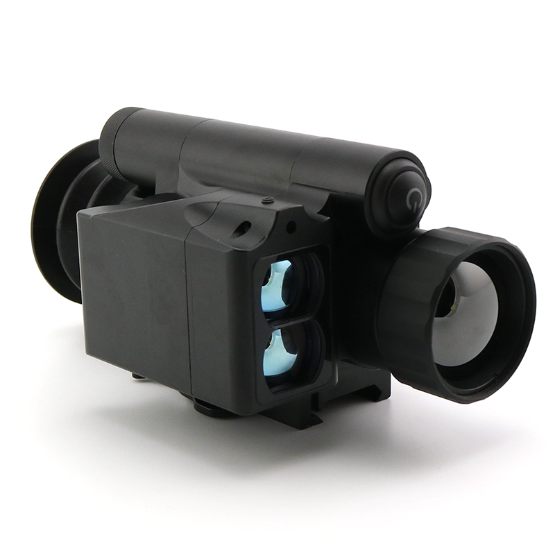 Digital Picture in Picture 4.5X Night Vision Thermal Riflescopes for hunting and security guard