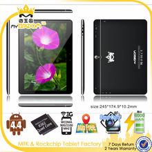 tablet pc 10 inch 3g built-in windows gps 3g with lan port