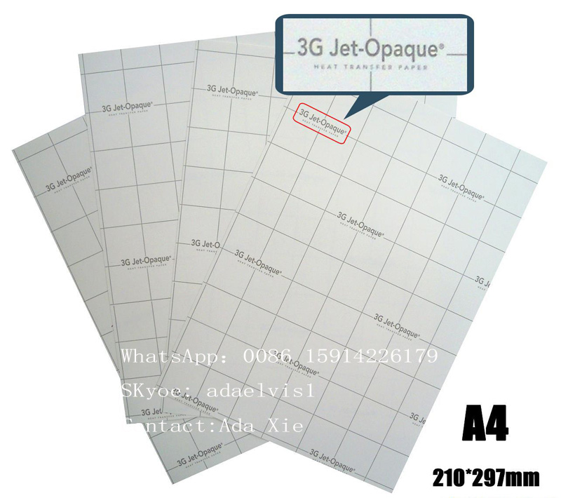 clear iron on transfer paper 1 sheet of 85 in x 11 in parchment paper one side of the printable iron-on light sheet is 1 sheet of 85 in x 11 in clear heat-resistant transfer tape on a.