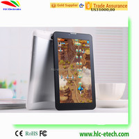 MTK6572 Dual Core 7 inch tablet pc with keyboard and sim card H700A