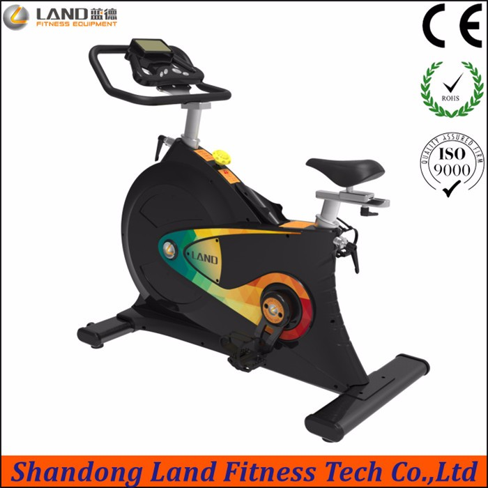 Second hand gym equipment exercise bike Fitness Machines/ Spinning Bike