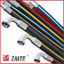 SAE100 R17 fuel flexible hose pipe / hydraulic hose / braided hose
