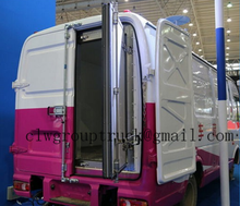 Mini cargo cold storage truck , refrigerated truck