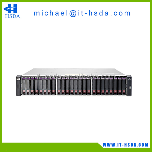 E7W04A MSA 1040 2-port 10G iSCSI Dual Controller SFF Storage FOR HP